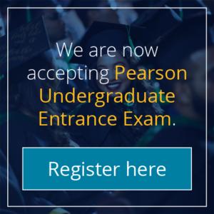 Pearson Undergraduate Entrance Exam